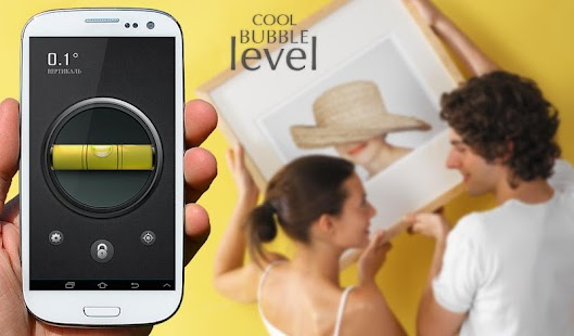 App Cool Bubble Level (Clinometer) 2.0.0 APK for iPhone