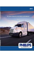 Screenshot of Phillips Industries  Catalog