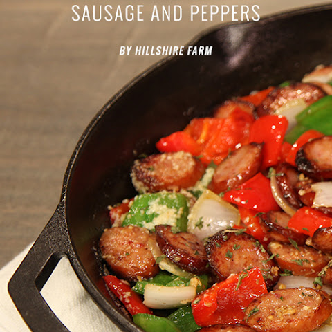Classic Smoked Sausage & Peppers