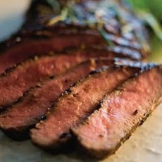 Spicy Flat Iron Steak Rub