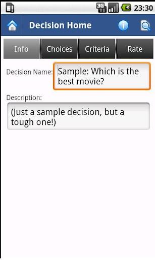 DecideForMe