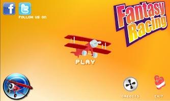 Screenshot of Fantasy Racing