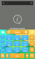 Screenshot of Keyboard Theme for Android