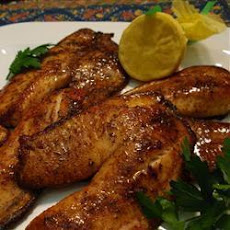 Blackened Trout