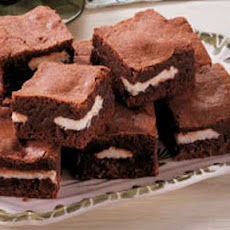Peppermint Patty Brownies Recipe