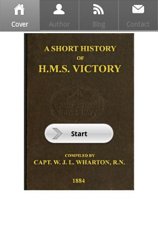 A Short History of the H.M.S.