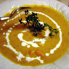 West Indian Pumpkin Soup