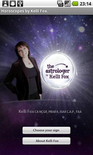 Astro Horoscope by Kelli Fox