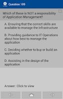 Screenshot of IT Exam Exerciser