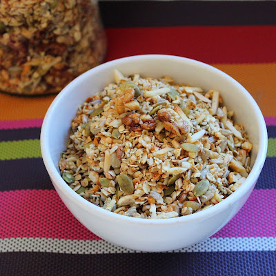 Nuts and Seeds Granola