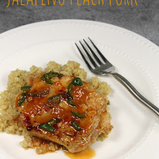 Jalapeno Peach Pork