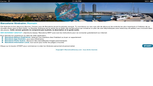 Barcelone ITI Gratuit