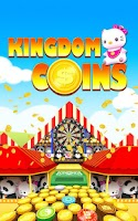 Screenshot of Kingdom Coins - Dozer of Coin