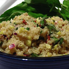 Quinoa Corn Salad
