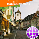 Freiburg Street Map icon