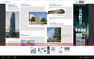 Screenshot of A3 BUILDING TECHNOLOGIES