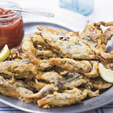 Fried Soft-Shell Crab