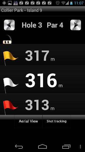 Ninja Caddie Golf GPS