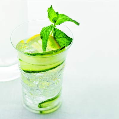 Lemon Cucumber Cocktail