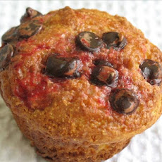 Strawberry Chocolate Chip Muffins