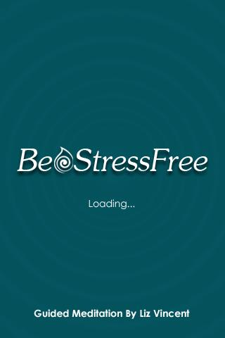 Be Stress Free by Liz Vincent