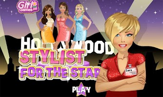 Screenshot of Stylist for the Stars