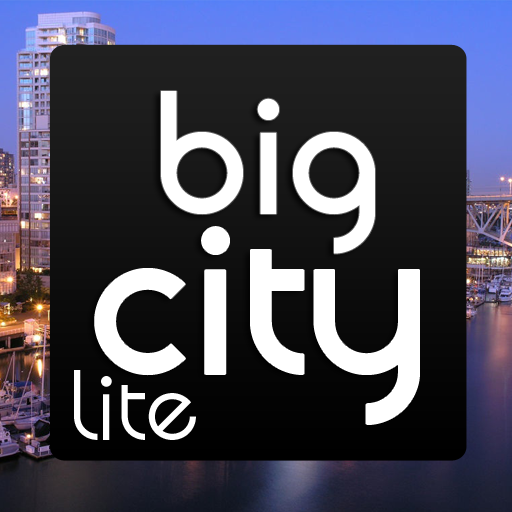 Big City Live Wallpaper Lite LOGO-APP點子