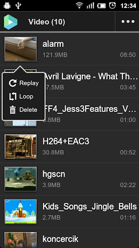 Download MoliPlayer Tegra II Codec APK for Android - (6.6M)