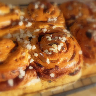 Bread Machine Chelsea Buns
