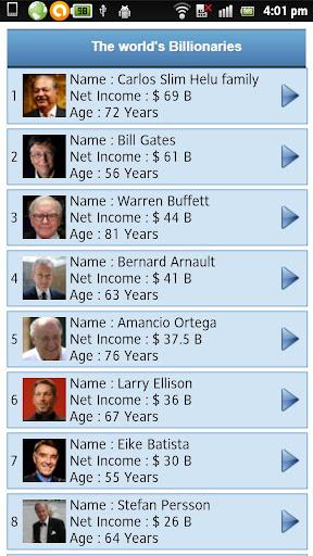 免費下載書籍APP|World's Billionaries app開箱文|APP開箱王