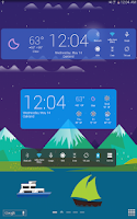 Screenshot of Kairo (for HD Widgets)