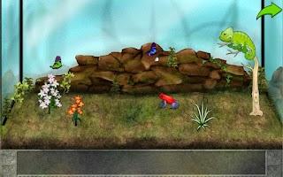 Screenshot of Monkey Word School Adventure