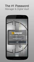 Screenshot of Keeper® Password Manager