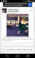 Screenshot of Elf Yourself Viewer