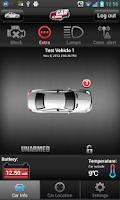 Screenshot of Car In Phone