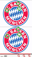 Screenshot of Logo the Difference: Football