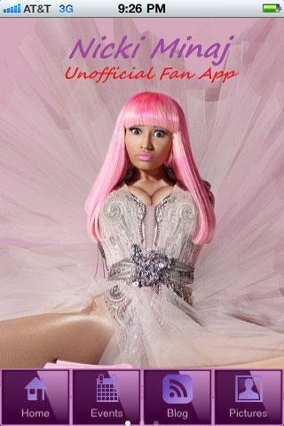 Nicki Minaj Unofficial Fan App
