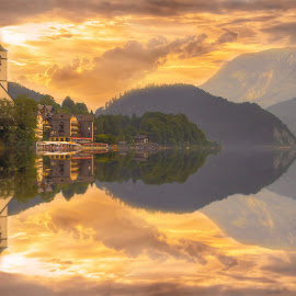 The reflection by Mohammed Ahmed - Landscapes Travel