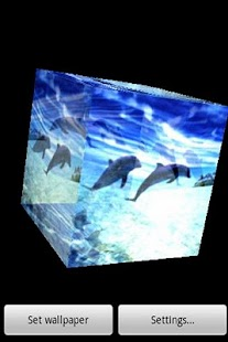 3D Dolphin - screenshot