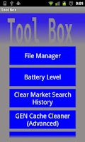 Screenshot of Advanced Users Tool Box Pro