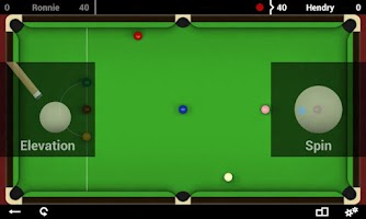 Screenshot of Total Snooker Free
