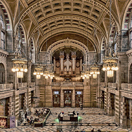 Kelvingrove Art Gallery & Museum Glasgow by Andy Stark - Buildings & Architecture Architectural Detail