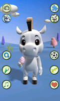 Screenshot of Talking Pony