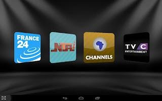 Screenshot of Naija TV®