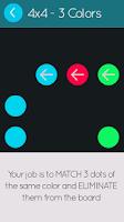 Screenshot of Trios: A Match 3 Brain Teaser