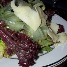 Gruyere Cheese Salad