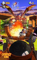 Screenshot of Catapult King