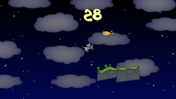 Screenshot of Kitty Rocks! Pro