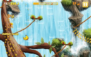 Screenshot of Benji Bananas Adventures