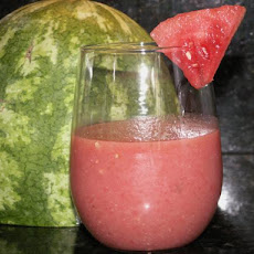 Tropical Watermelon Smoothie